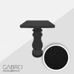 granīta akmens galds, galdiņš gabro.lv liepāja