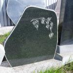 granīta akmens kapu piemineklis kapakmens gabro.lv liepāja
