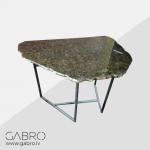 granīta akmens galds, lete, plaukts gabro.lv liepāja